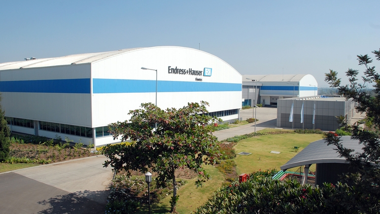 Endress+Hauser Temperature+System Products India